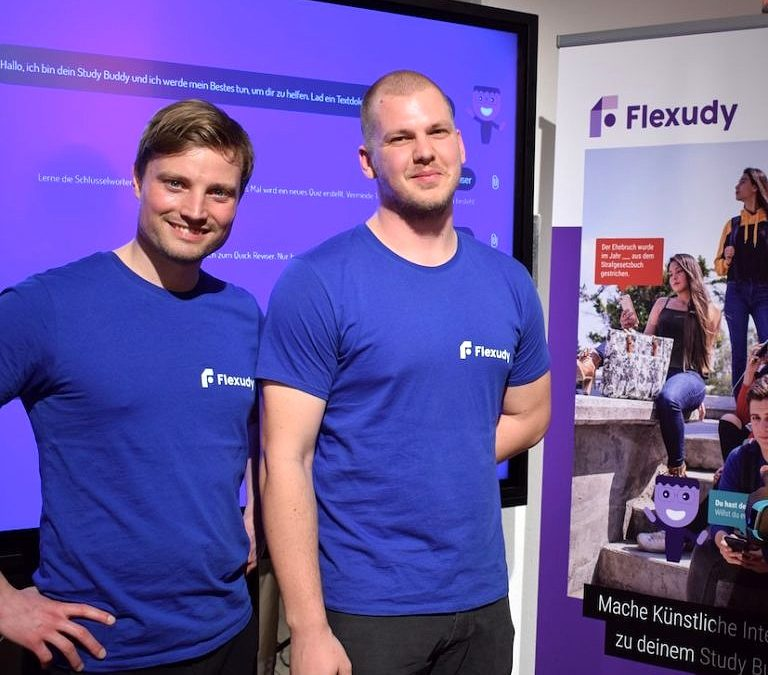 Friedrich-Alexander-University article about Flexudy